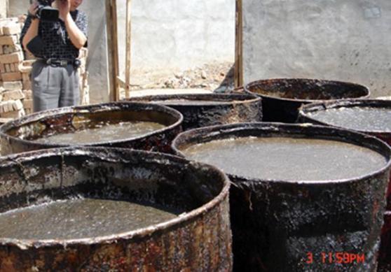 Kinh hoàng công nghệ chế biến dầu ăn
