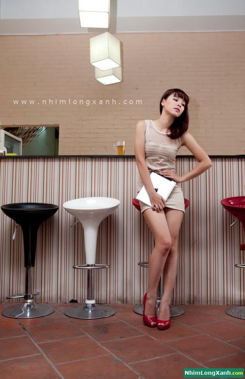 Hotgirl My Ngan